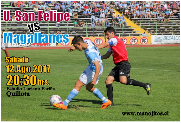 MAGALLANES VS SAN FELIPE