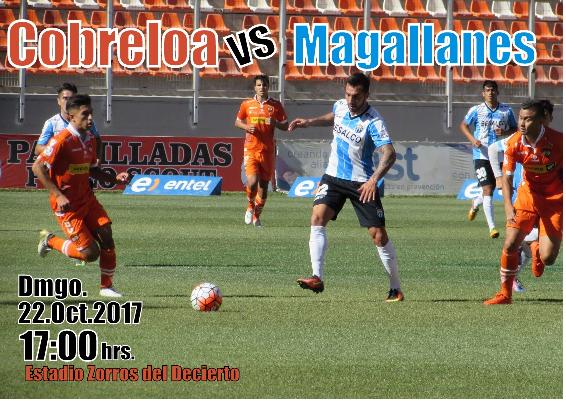 COBRELOA VS MAGALLANES 2