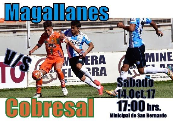 Magallanes vs cobresal ..