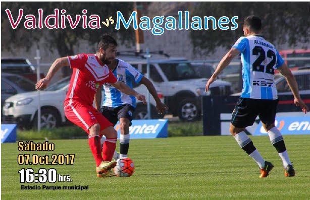 VALDIVIA VS MAGALLANES