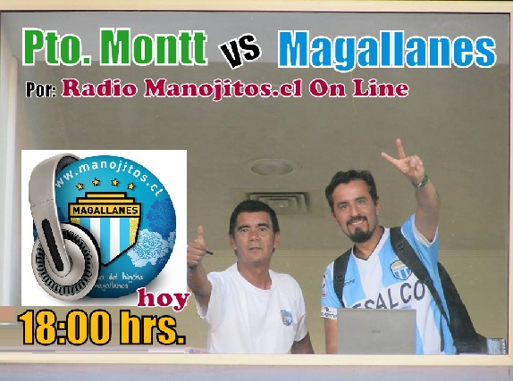 Puerto Montt vs Magallanes 2018