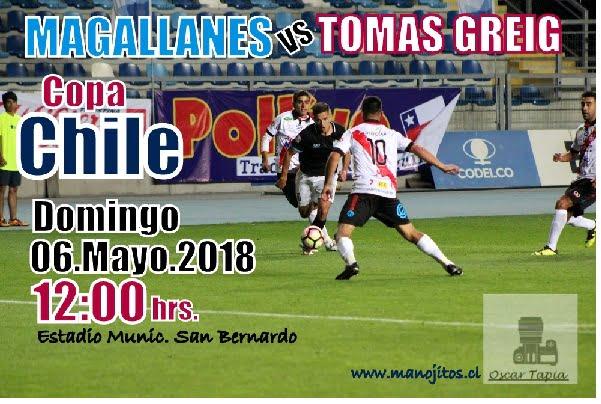 Magallanes vs Tomas Greig 2018