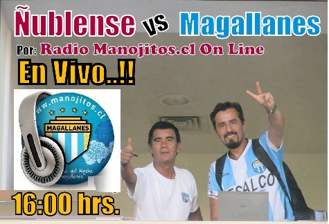 000000000000000000000000000000 ÑUBLENSE VS MAGALLANES