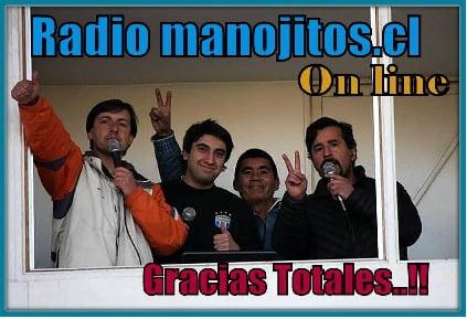 Radio manojitos.cl