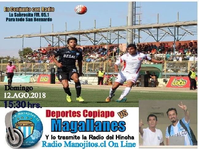 00 copiapo vs Magallanes 2018