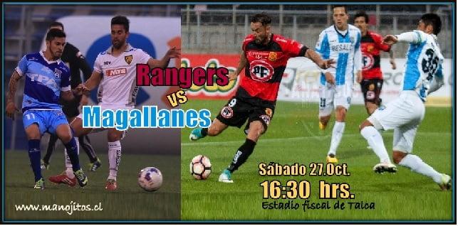MAGALLANES VS RANGERS TALCA 2018