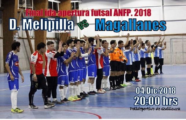 futsal magallanes vs melipilla 2018 si